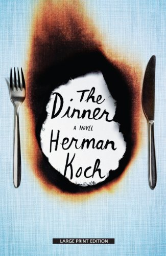 The Dinner by Herman Koch (2013-11-19)