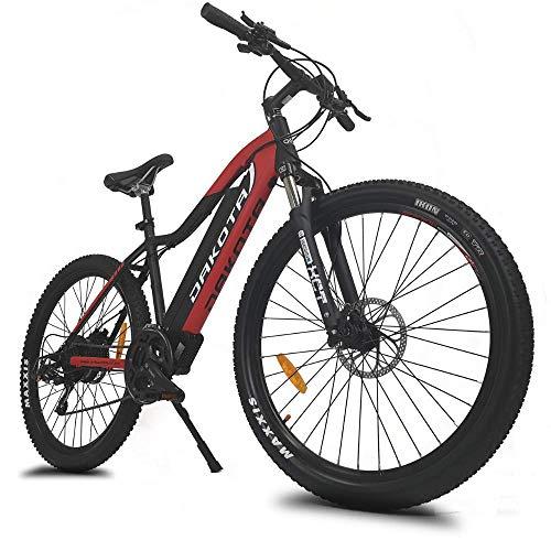 "URBANBIKER 27,5"" Elektrofahrrad Mountainbike Dakota E-Bike, E-MTB, E-Mountainbike 350W Motor, 48V 17,5Ah 840Wh Samsung Lithium Akku"