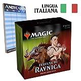 Andycards Gruul - Prerelease Pack fedeltà di Ravnica in Italiano - Magic The Gathering RNA + Segnapunti