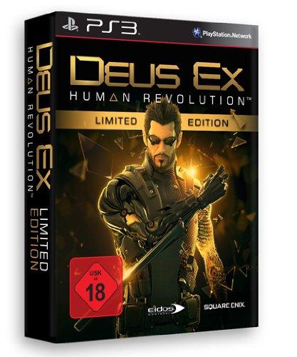 Preisvergleich Produktbild DEUS EX: Human Revolution Limited Edition