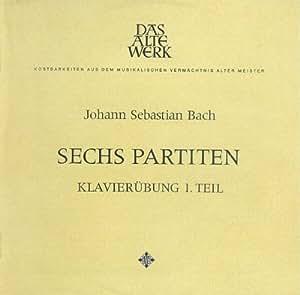 Bach:Partitas 1-6