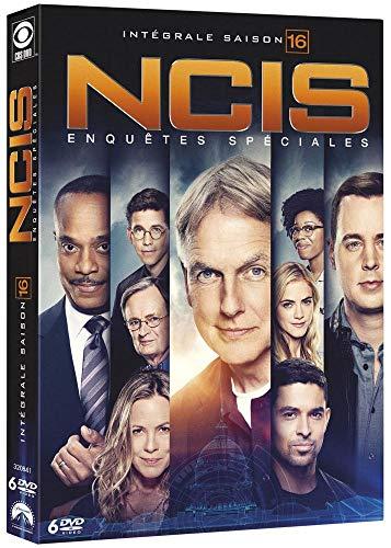 Coffret ncis : enquêtes spéciales, saison 16, 24 épisodes [FR Import]