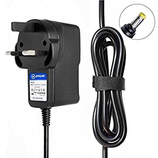 T POWER 9V Ac Dc adapter for Casio ADE95 AD-E95100L ADE95100L Replacement Switching Power Supply Cord Charger