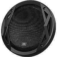 """JBL Club 6500C 6,5"""" (165mm) Komponenten Stereo-Lautsprechersystem für Auto-HiFi Inkl. Tieftöner, Hochtöner und Frequenzweichen - Schwarz"""