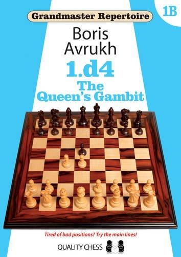1D4 THE QUEENS GAMBIT (Grandmaster Repertoire)