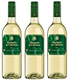 Marques-De-Caceres-Young-White-Rioja-Wine-2015-75-cl-Case-of-3