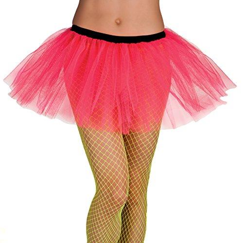 Boland 01705 - Tutu für Erwachsene, pink, (Pink Für Erwachsene Kostüm Damen)
