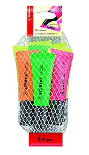 stabilo-neon-marcador-fluorescente-con-cuerpo-semiblando-malla-con-8-colores