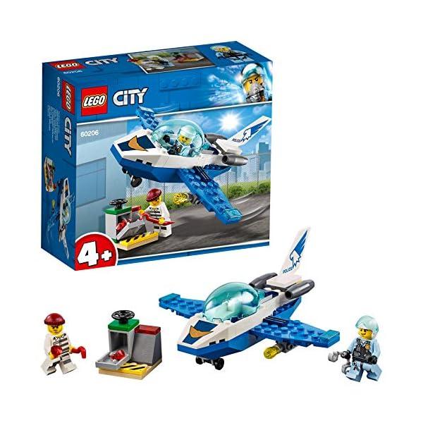 LEGO City - Pattugliamento della Polizia aerea, 60206 2 spesavip