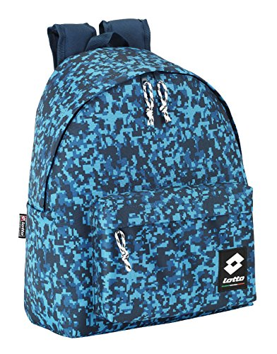 Lotto - Mochila 32 x 40 cm, color azul (Safta 641519774)