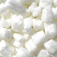 Verpackung Peanuts: Weiß 3,5Kubikfuß