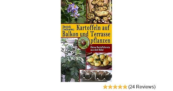 Kartoffeln Auf Balkon Und Terrasse Pflanzen Kleine Kartoffelernte Aus Dem Kubel