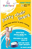 Tidy Tots Disposable Potty Chair Liners ...