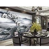Nouveau fond d'écran HD marbre chinois TV fond mur salon chambre canapé fond...