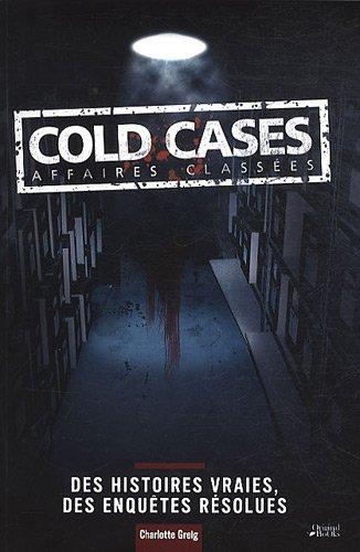 Cold cases affaires classées