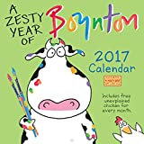 A Zesty Year of Boynton 2017 Calendar