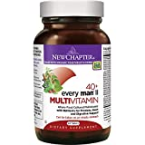 Best New Chapter Vitamins And Supplements - New Chapter Every Man II 40+ Men's Multivitamin Review