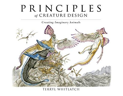 Principles of Creature Design: Creating Imaginary Animals