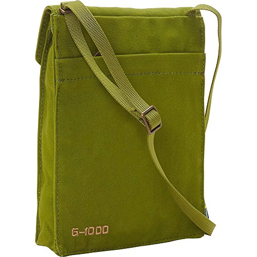 Fjällräven Pocket, Zaino Unisex Adulto Meadow Green