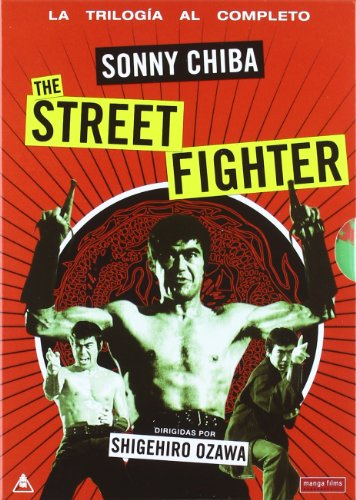 The Street Fighter: La Trilogía Al Completo [DVD]