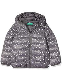 United Colors of Benetton Jacket, Abrigo para Niñas