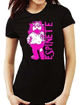 35mm - Camiseta Mujer Espinete tv retro 80