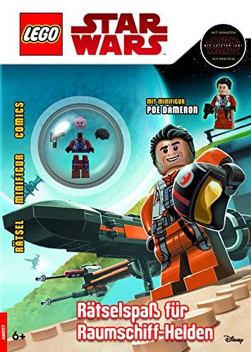 LEGO® Star WarsTM Rätselspaß für Raumschiff-Helden