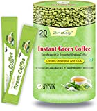 #9: Zindagi Instant Green Coffee Powder - 100% Natural & Pure Coffee Beans Extract - Sugar Free Health Drink (Pack Of 1)