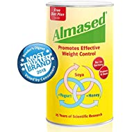 Almased Soya, Yogurt and Honey Meal Replacement for Weight Loss 500g