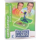 Lansay - 75050 - Jeu Educatif et Scientifique - C'est Pas Sorcier - Boîte d'expériences - Ventilateur Electrique