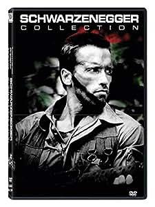 Schwarzenegger Collection - 5 Movies: Terminator + Conan the Barbarian + Predator + Conan the Destroyer + Commando (5-Disc Box Set)