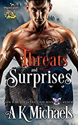 Highland Wolf Clan, Book 8,  Threats and Surprises