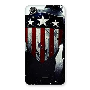 Special Premier Strong Back Multicolor Back Case Cover for Micromax Canvas Selfie Lens Q345