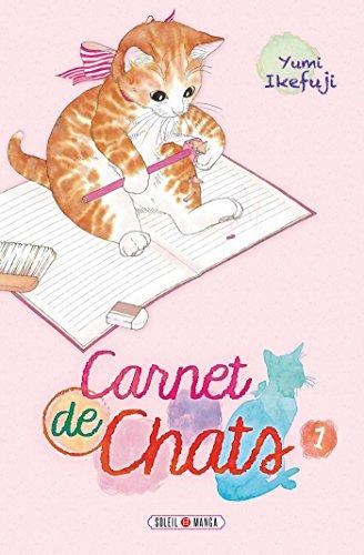 Carnet de chats T01