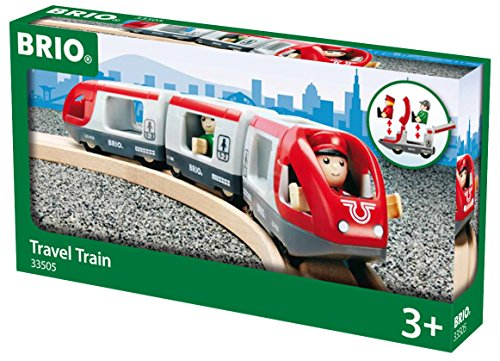 *BRIO World 33505 – Reisezug*