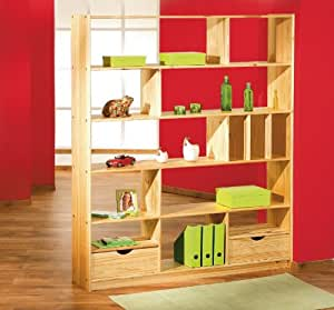 etagere separation de pieces jensen cuisine maison. Black Bedroom Furniture Sets. Home Design Ideas