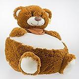 Bambia Baby-Kinder-Sitzsack Bär
