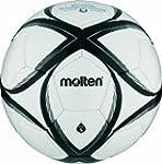 Molten Fußball FXST5, WEISS/SCHWARZ/S...