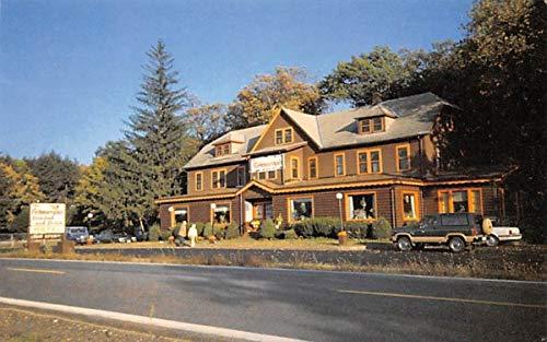 Cornucopia Restaurant & Inn Port Jervis, New York Postcard -