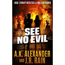 See No Evil (The PSI Series Book 2) (English Edition)