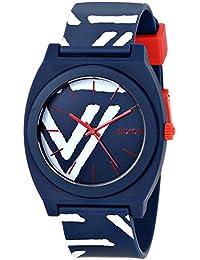 Nixon Women's A119-684-00 Time Teller P Analog Display Watch