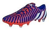 adidas Predator Instinct SG Herren Fußballschuhe-Red-41.5