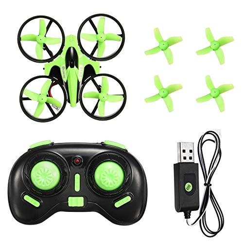 Mini Quadrocopter Drohne, EACHINE E010 Mini Drone RC Quadcopter Spielzeug und Geschenk für Kinder Anfänger - 9