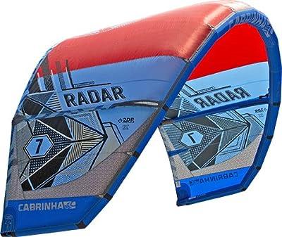 cabrinha Radar Kite 2017–Rojo/Azul–10M²