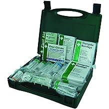 Safety First Aid K10AECON - Kit di pronto soccorso da viaggio per 1-10 persone
