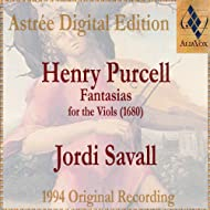 Henry Purcell: Fantasias For The Viols