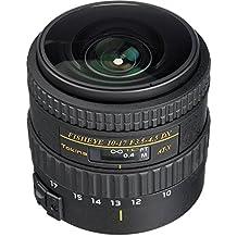 Tokina AT-X 10-17 - Objetivo (10-17 mm, para sensores grandes y pequeños, montura Nikon)