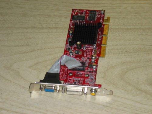 ATI Radeon 700064MB DVI VGA TV-Out AGP CARD d33053rv6d-b3–64M