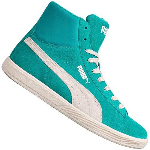 PUMA Lite Mid Suede Sneaker 356426 356426-02 5tSDCAq3K