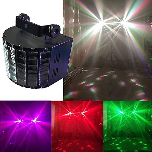 Effektstrahler,Led Bühnenlicht Party Disco Licht Party Lichter Mit Musiksteuerung Lichteffekte Led Geburtstags- Und Halloween Party Lichter